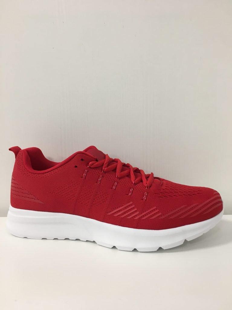 Rode mannen sneaker