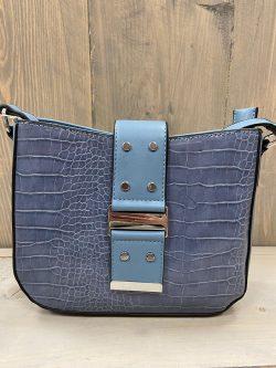 Handtasje Lara jeansblauw
