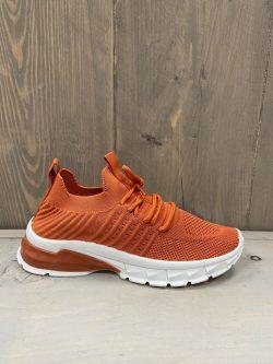 Sneaker orange