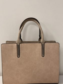 Handtas beige Ashley