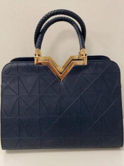 Handtas donkerblauw V