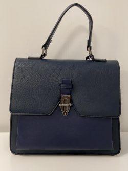 Handtasje donkerblauw Ima