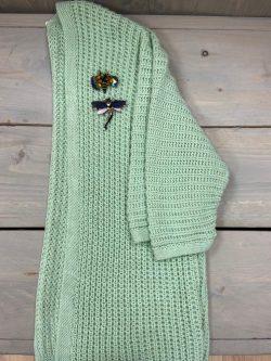 Bernadette golf mint green