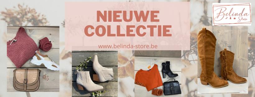 Belinda-Store - Banner nieuwe collectie herfst 2020