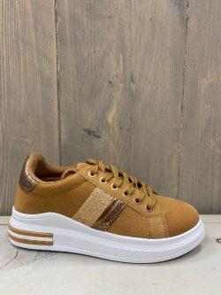 Sneaker beige Lotte
