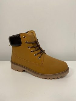Mannen boots Mike