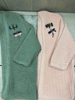 Bernadette golf roze/groen