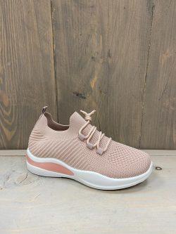 Sneaker Lina roze