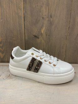 Witte sneaker Julia