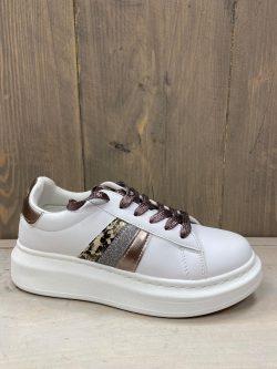 Witte Sneaker Zoë