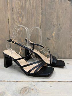 Schoentje Yana zwart