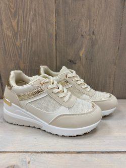 Sneaker Ella Beige