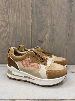 Sneaker Els Beige