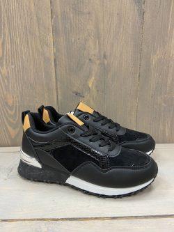 Sneaker Esmee zwart
