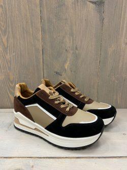 Sneakers Milla zwart