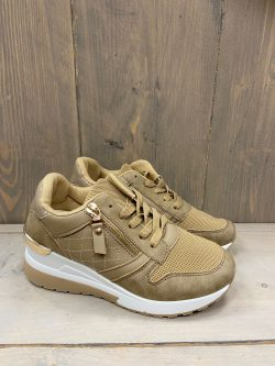 Sneakers Emilia beige