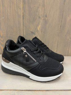 Sneakers Emilia zwart